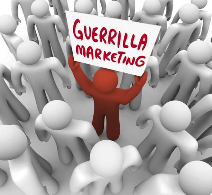 Por que investir no marketing de guerrilha?