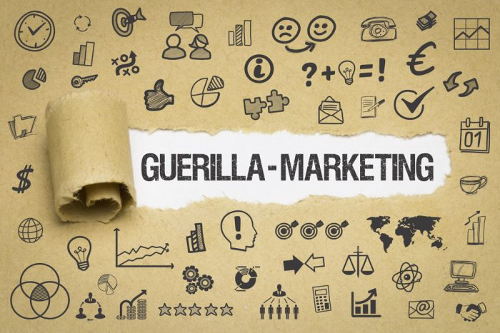 5 Exemplos e cases de marketing de guerrilha