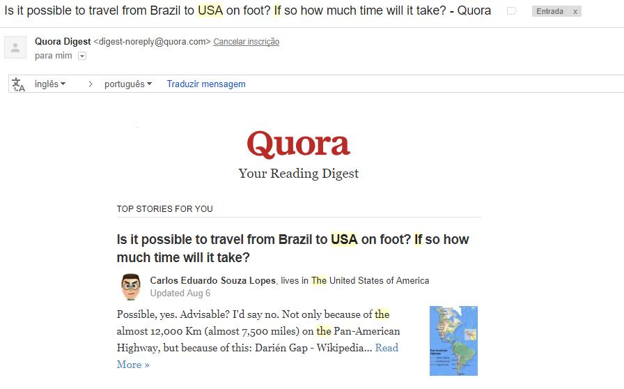 f900bd724149 Quem consegue fazer esse tipo de email e entrega com o prometido é a Quora