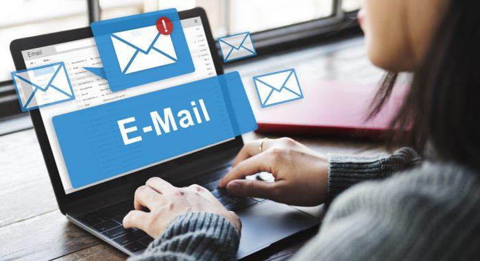 8222cdde7d83 Tipos de email  os 25 exemplos mais incríveis para você se inspirar ...