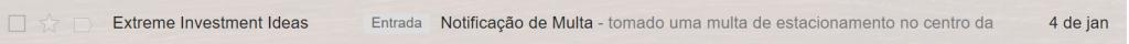 Email caça-clique
