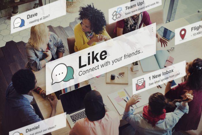 Quando surgiram as redes sociais?