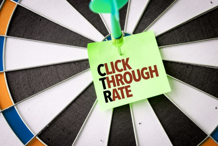 Métricas relevantes CTR (Click Through Rate)