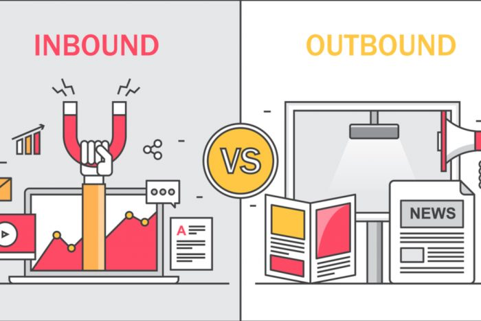 O que é Outbound Marketing, vantagens e a diferença entre Inbound Marketing