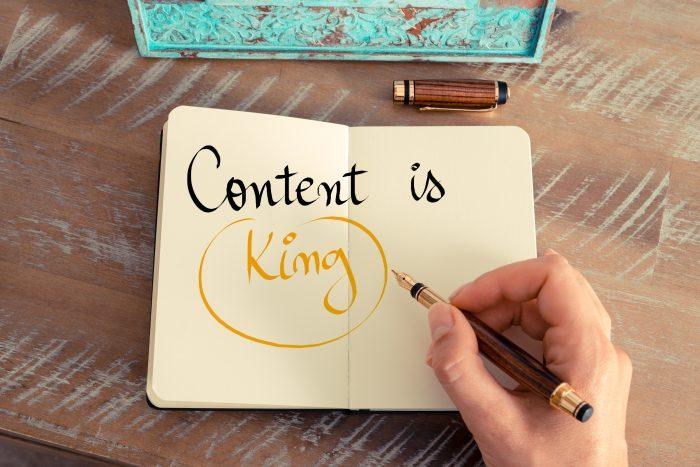 Técnicas de redação Invista no conteúdo