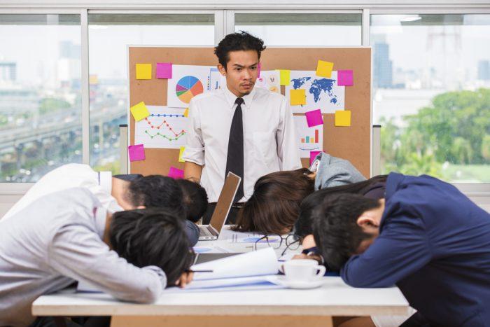 Produtividade Reuniões são ladras de tempo