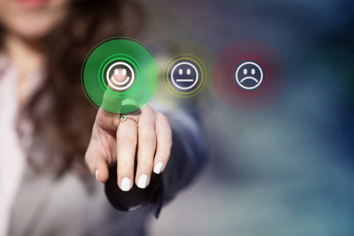 Upsell Foque na satisfação do cliente