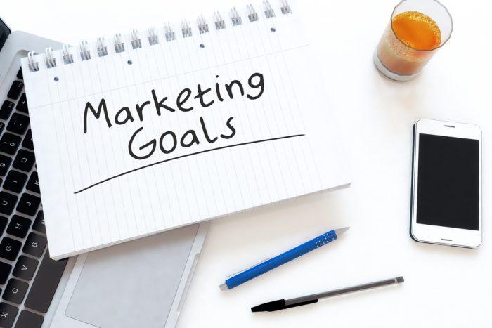 Plano de marketing digital Defina muito bem seus objetivos