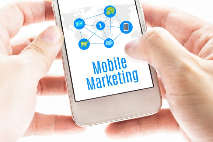 Tipos de marketing Mobile marketing