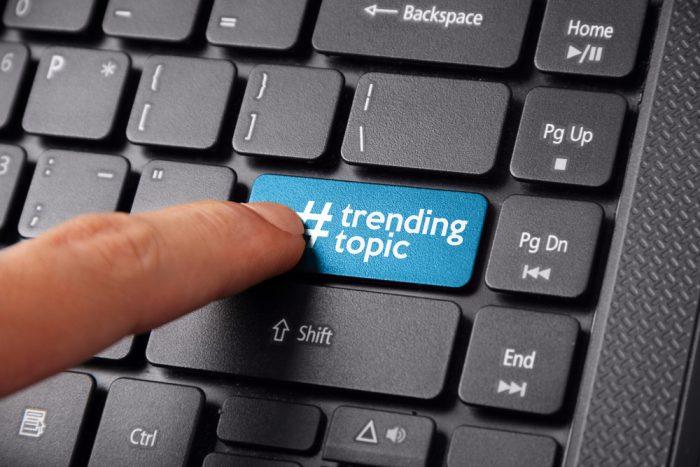 Como conseguir seguidores no twitter Aproveite os assuntos do momento