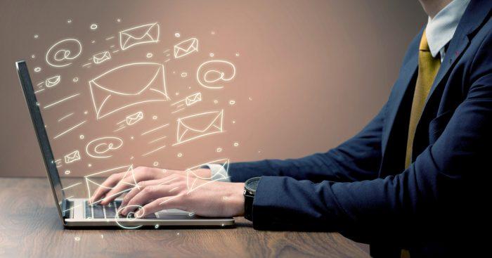 Assinatura de email Comece a capturar leads hoje mesmo com o Klickpages