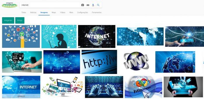 Thumbnail Pesquisa Google Imagens