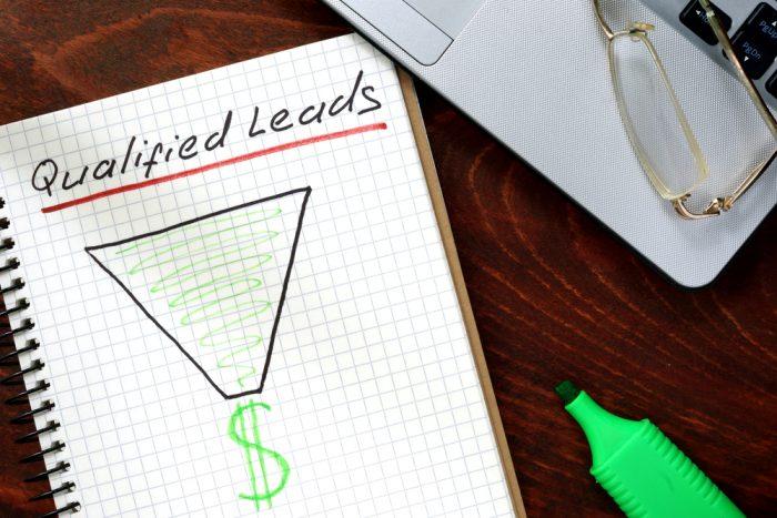 Geração de leads qualificados