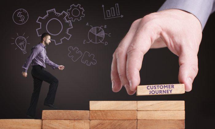 Quando a jornada do cliente termina?