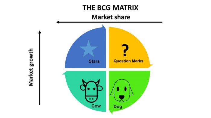 Matrix BCG e o ciclo da vida do produto