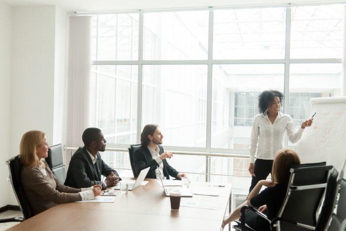 Os cargos de liderança da área comercial