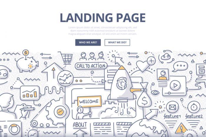 Crie landing pages para capturar leads com o Klickpages