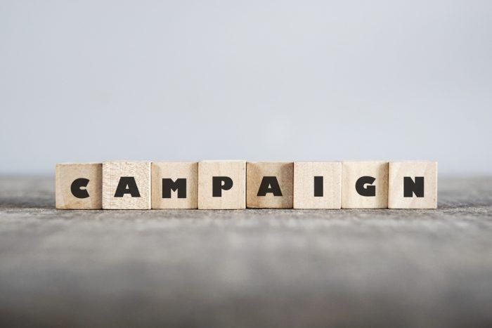 Escolher um parceiro para rodar a campanha