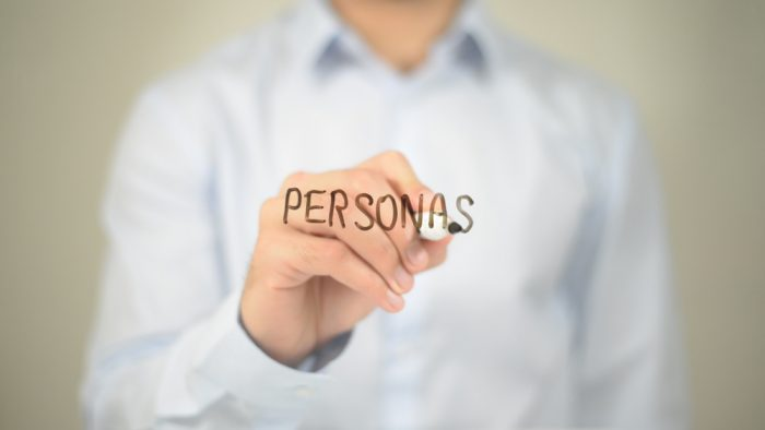 Defina o perfil de seus clientes (persona)