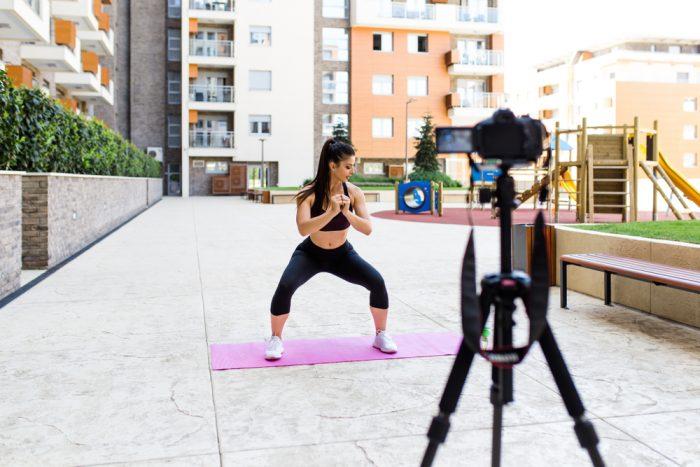 Vídeos sobre saúde, fitness e bem-estar