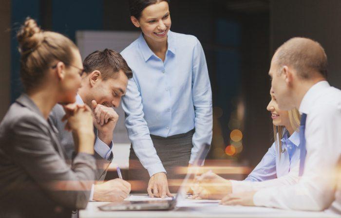 Transição 5: de gerente de negócios a gerente de grupo