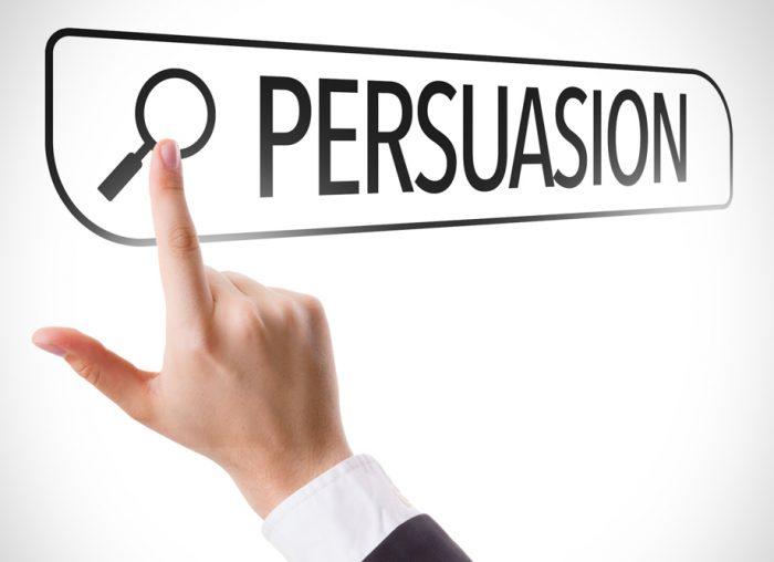 O que é persuasão e como persuadir seu cliente em 9 passos