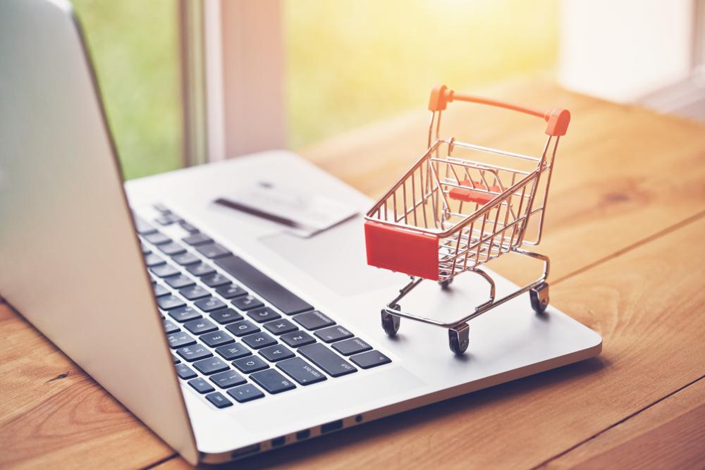 Vendendo em sites de compra e venda