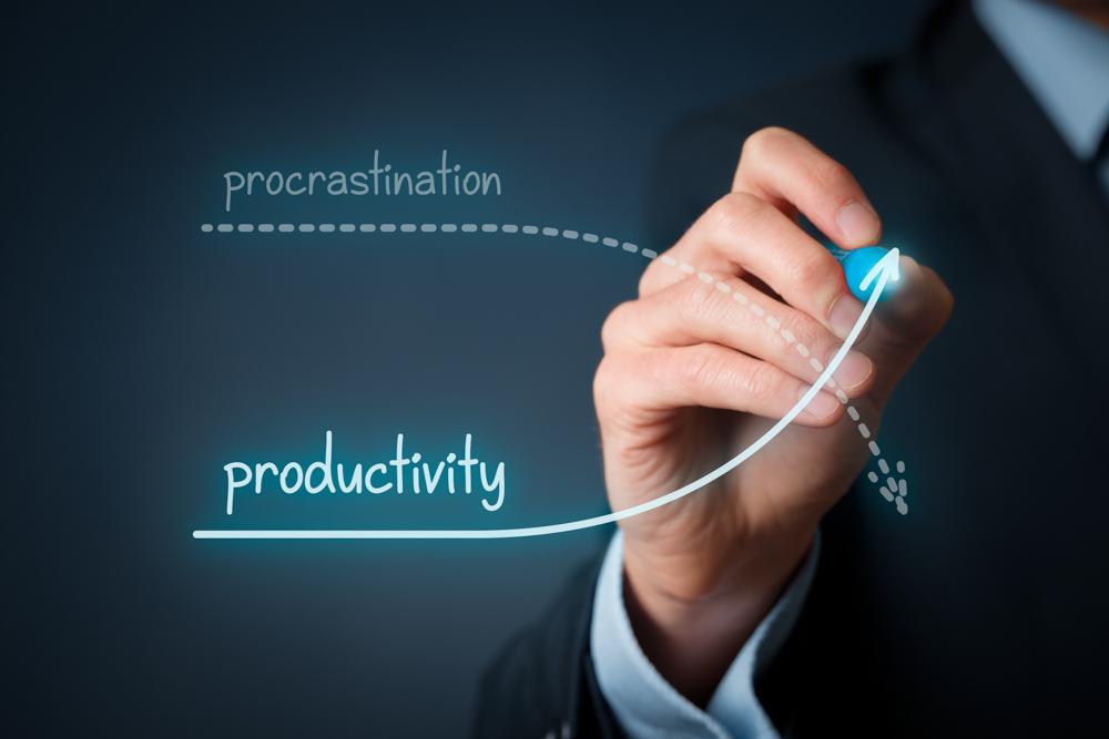 8 dicas para acabar com a procrastinação e aumentar a sua produtividade