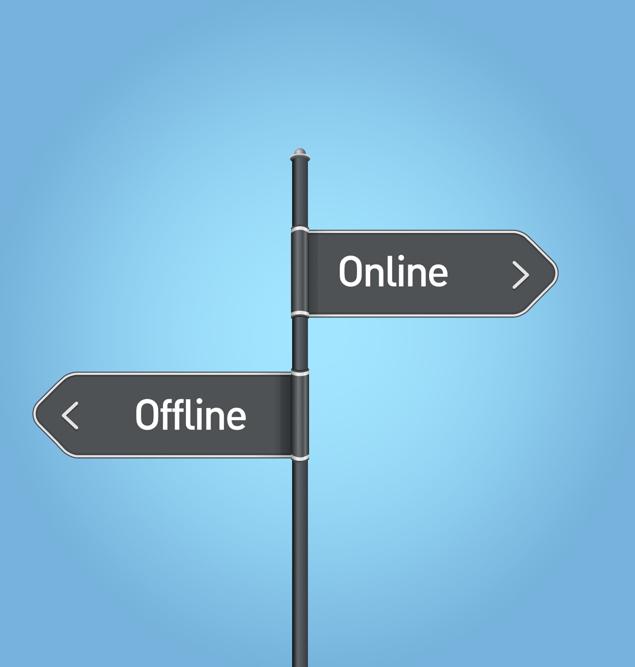 Diferenças entre o Marketing Online e o Offline