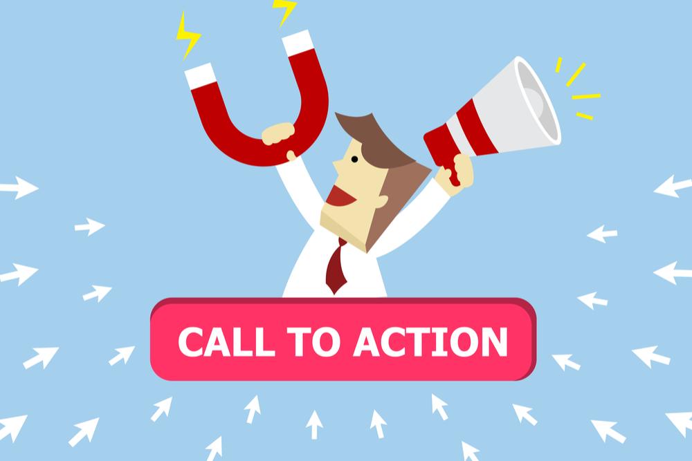 Use chamadas para ação