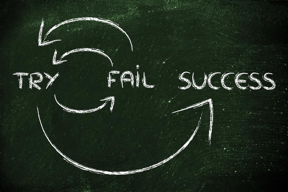 Conte seus fracassos