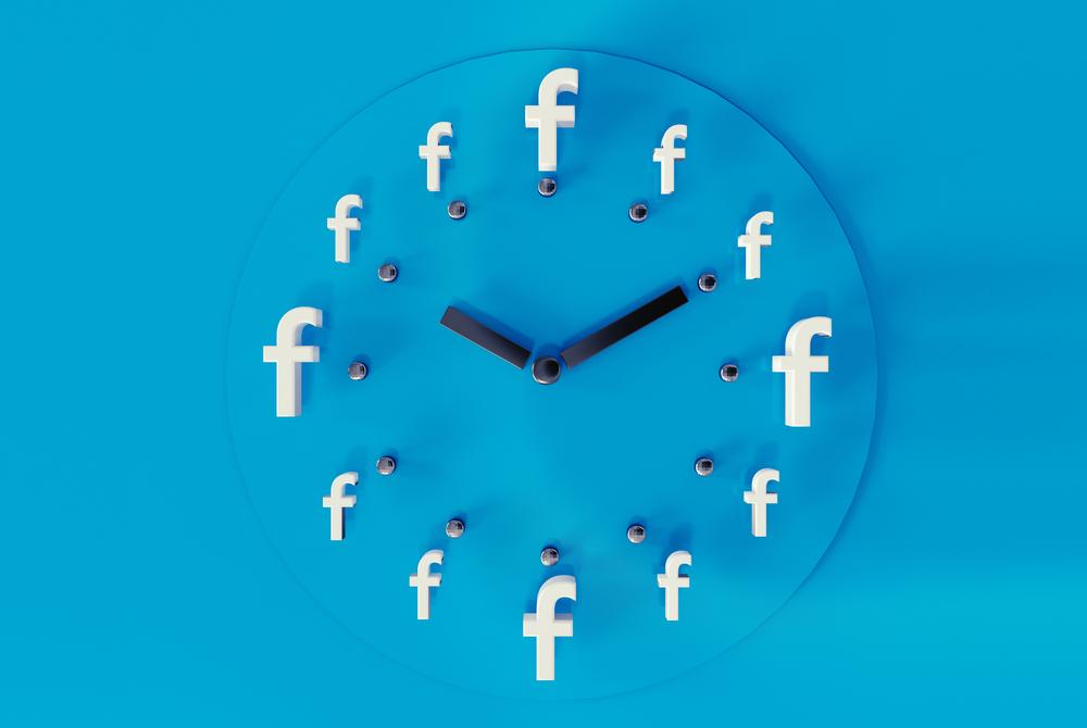 O melhor horário para postar no Facebook: por que ele não existe
