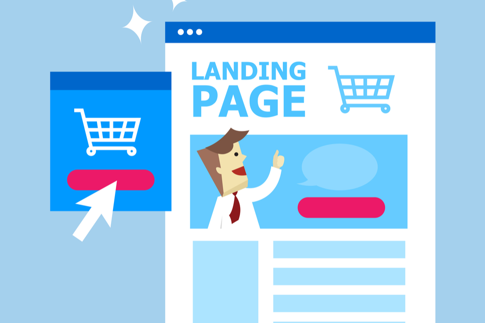 Crie landing pages para capturar leads com o Klickpages