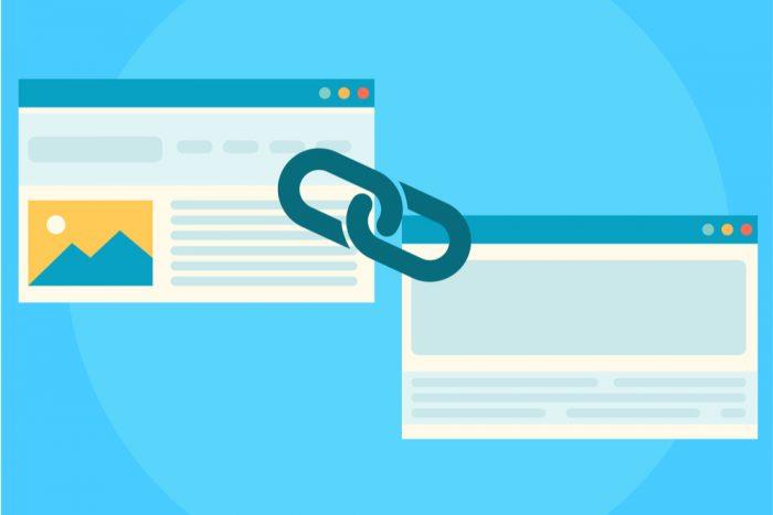 Trabalhe a linkagem interna para outras páginas do site