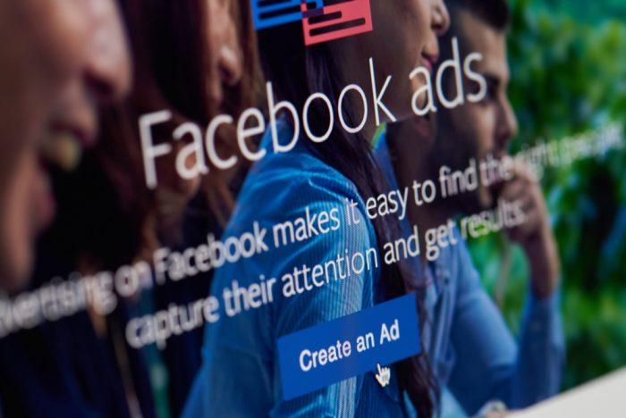 Crie anúncios no Facebook