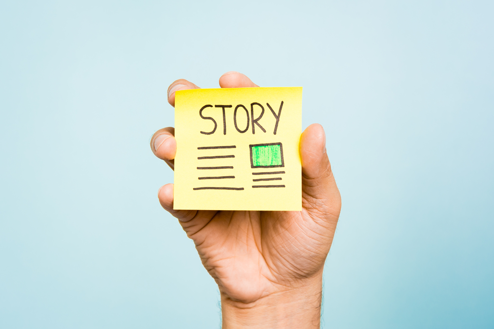 Use histórias, metáforas e analogias