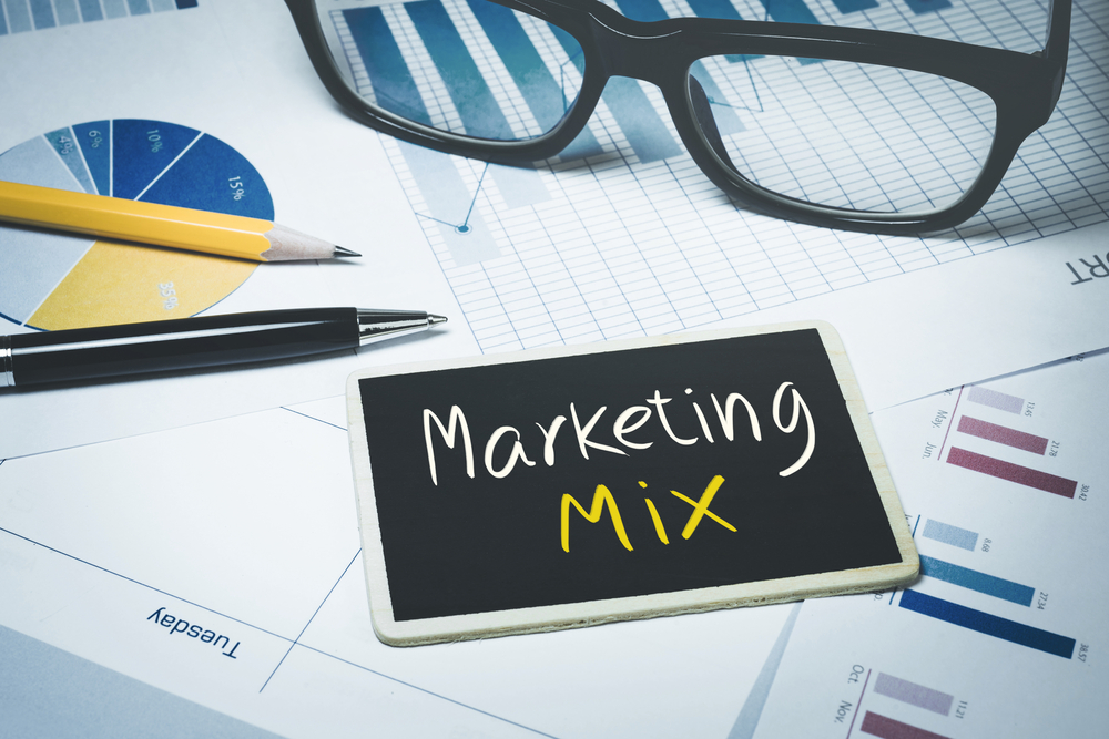 O que é mix de marketing?