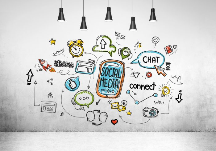 Conclusão Principais Redes Sociais
