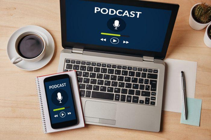 Conclusão O que é Podcast