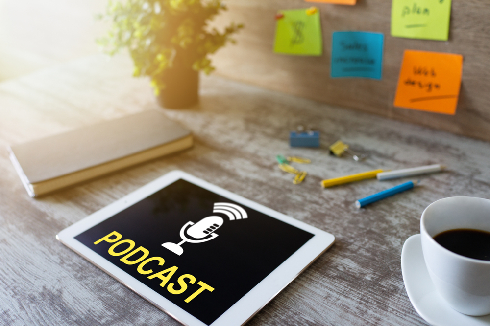 Qual assunto abordar no seu podcast