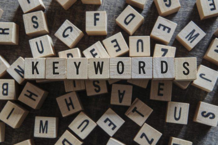 Ferramentas para pesquisa de palavras-chave