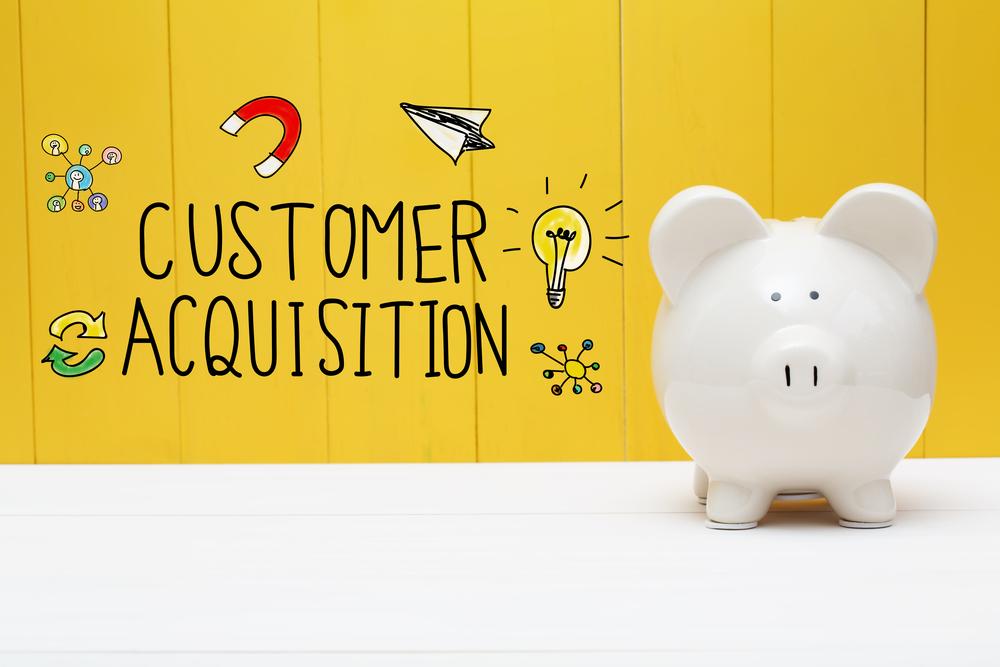 Custo de aquisição de cliente
