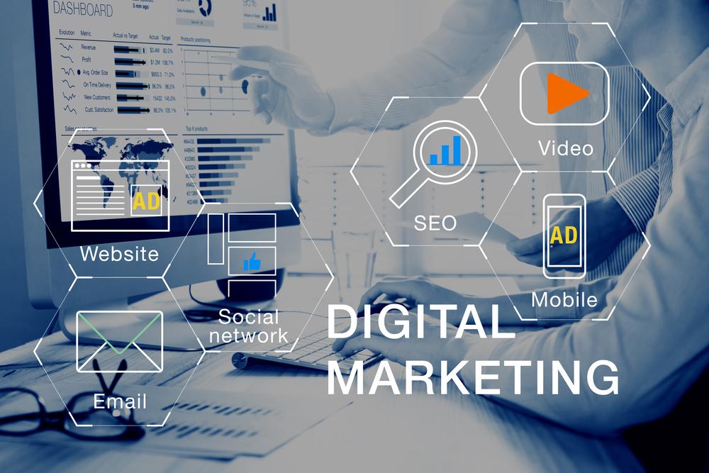 Invista em estratégias de marketing para aumentar o reconhecimento da marca