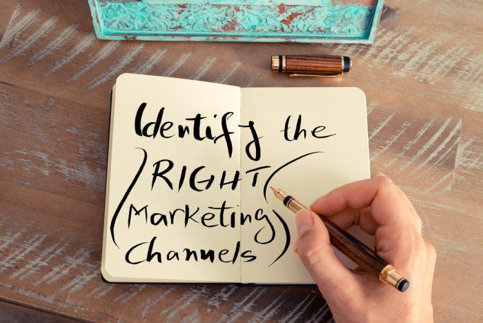 Divulgue sua página em outros canais de marketing