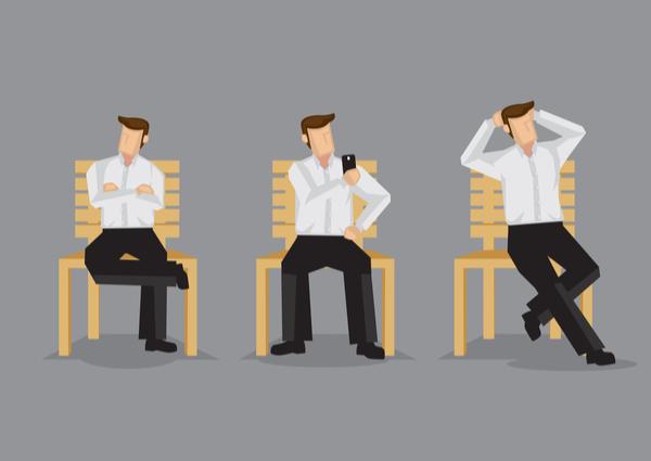 Dê atenção a sua linguagem corporal