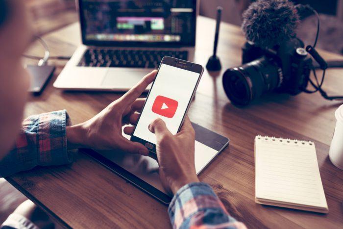 Como colocar um vídeo no YouTube