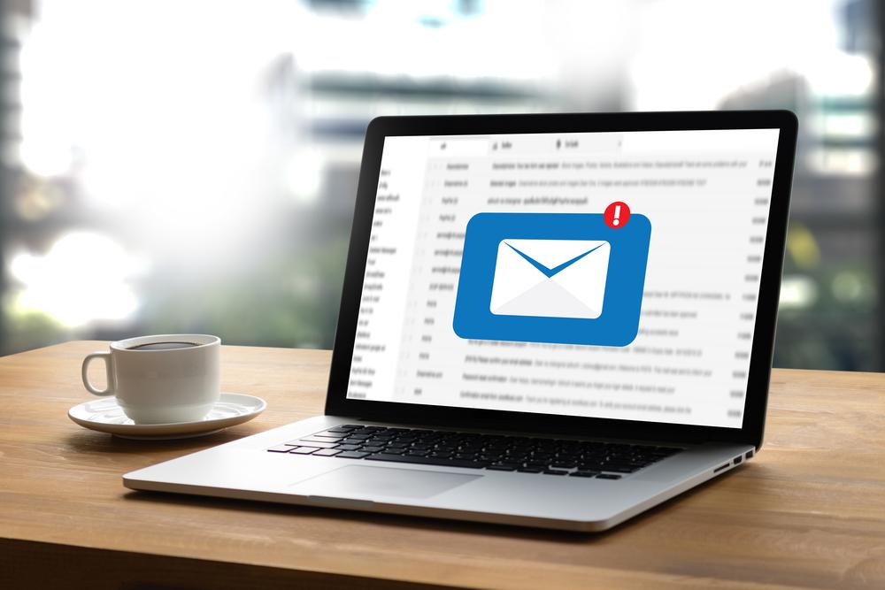 Formate seu e-mail