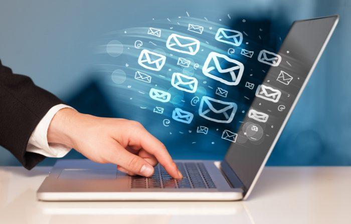 Mande quantos e-mails quiser