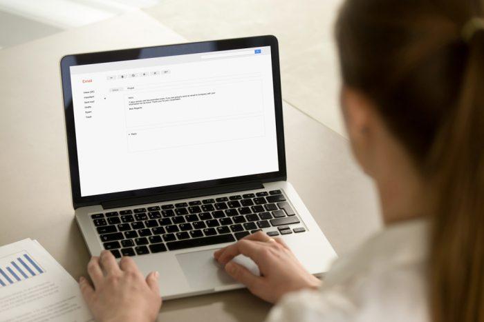 Conclusão como escrever um email