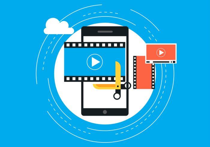 Conclusão aplicativo de editar vídeo
